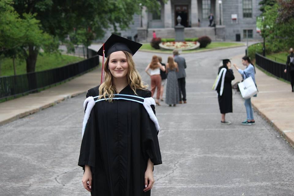 Lucy's Grad