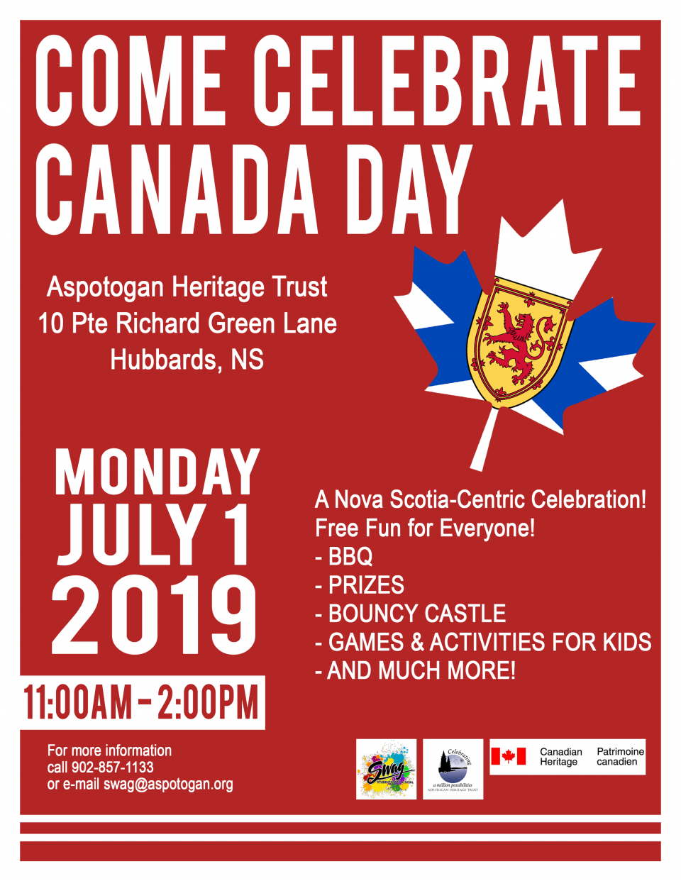 Canada Day Poster V1